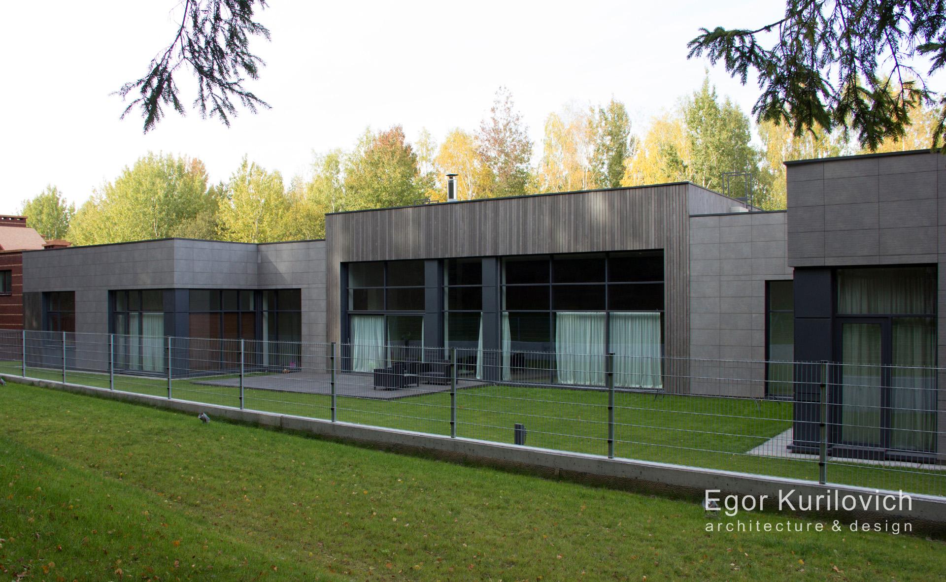 Проектирование и реализация загородного дома под Минском Беларусь