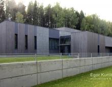 В отделке фасадов использованы только натуральные материалы