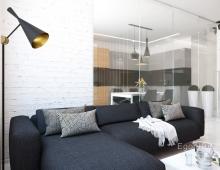 Эксклюзивный дизайн квартиры в ЖК VOGUE Минск
