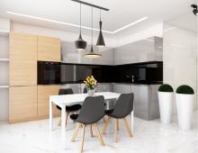Дизайн-проект квартиры в престижном ЖК VOGUE Минск