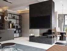 1. Апартаменты в ЖК Аквамарин