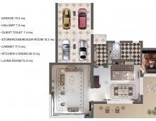 1го этажа