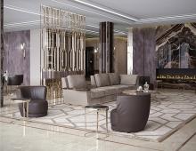 1. Luxury Apartment