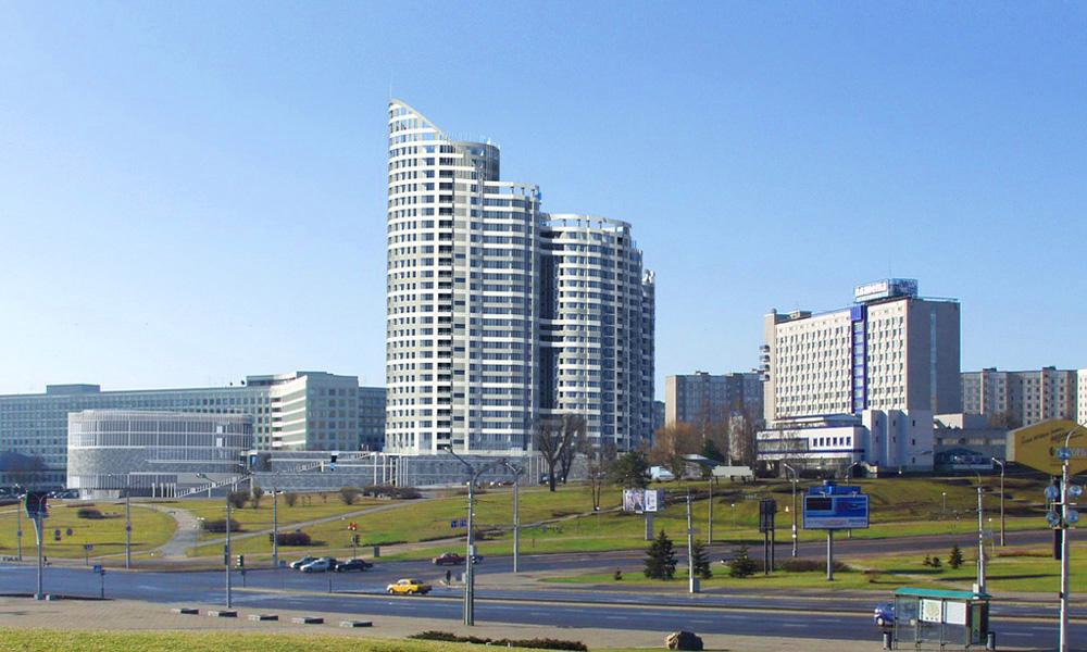 ЖК Славянский квартал в Минске