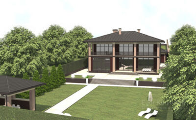 проект дома москва, проектирование домов москва