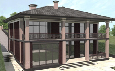 архитектор москва, проект дома москва, проектирование домов москва